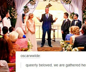 funny, glee, and text post image