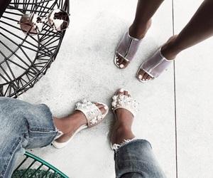 fashion, miu miu, and shoes image