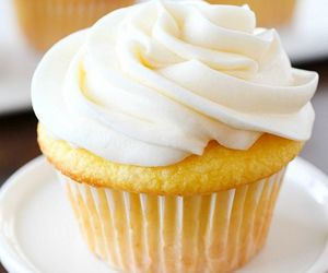 food, sweet, and frosting image
