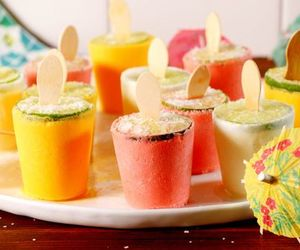 alcohol, margarita, and popsicle image