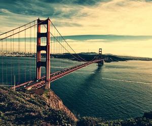 bridge, landscapes, and city image