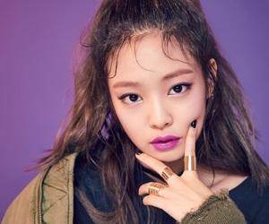 k-pop, singer, and jennie image