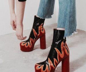 fashion, heels, and footwear image