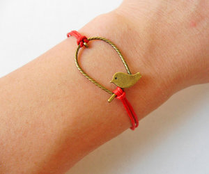 bangle, chain bracelet, and friendship gift image