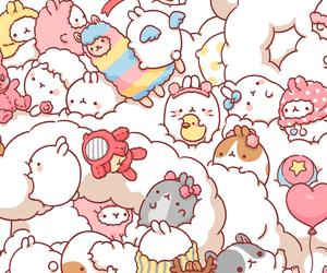 wallpaper, cute, and kawaii image
