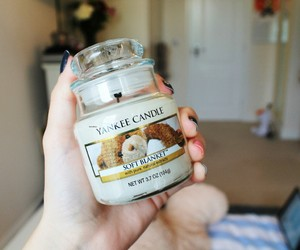 yankee candle, quality tumblr, and candle image