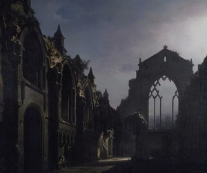 beautiful, art, and gothic image