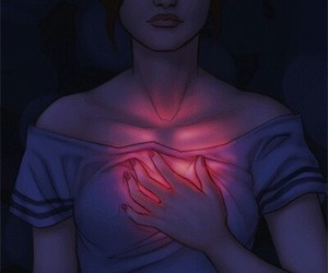 heart and gif image