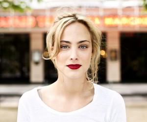 actress, hair, and nora arnezeder image