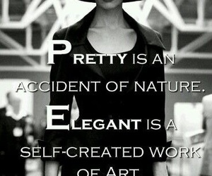 quotes, pretty, and elegant image
