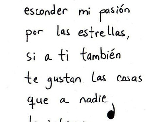 love, stars, and pasion image