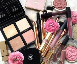 blush, milani, and chanel image