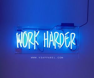 neon and quotes image