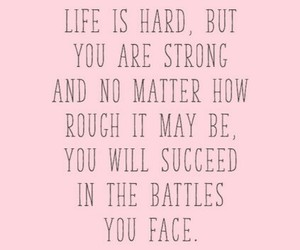pink, pastel, and quote image