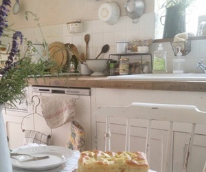 soft, aesthetic, and kitchen image