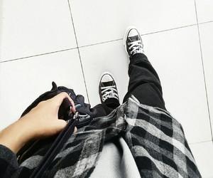 black, white, and minimal image