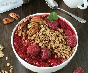 breakfast, cereals, and dessert image