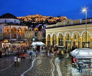 athena, Athens, and Greece image