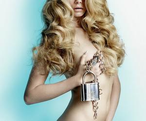 blonde, pretty, and cara delenvigne image