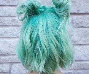 green and tumblr image