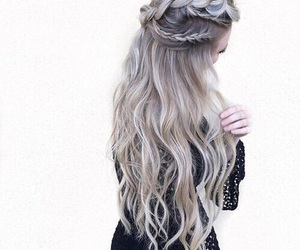 goals, hair, and hair style image