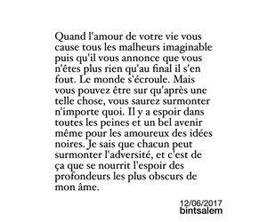amour, bonheur, and life image