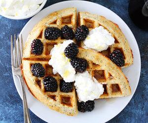 food, breakfast, and sweet image