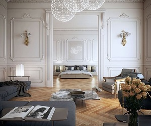 house, interior, and luxury image