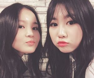 lee hi and jimin park image