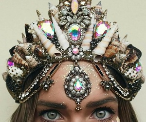 accessories, eyebrows, and eyes image