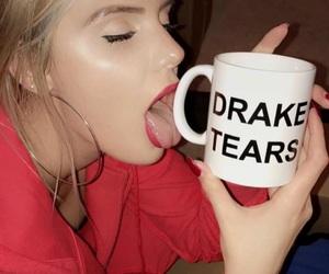 alissa violet and Drake image