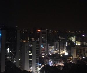 city, night, and alternative image