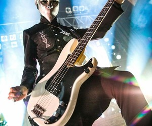 ghost, water, and namelessghoul image