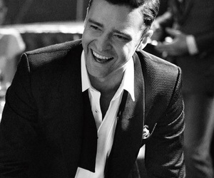 justin timberlake, handsome, and smile image