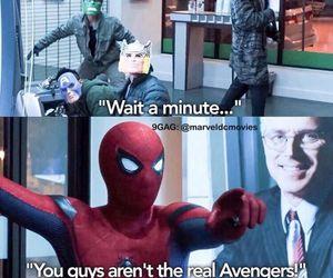 Avengers, Marvel, and trailer image