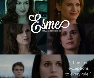 esme cullen and twilight image