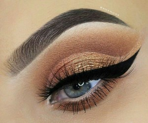 beauty, dope, and eyes image