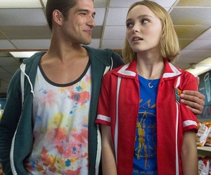 tyler posey, movie, and lily rose depp image