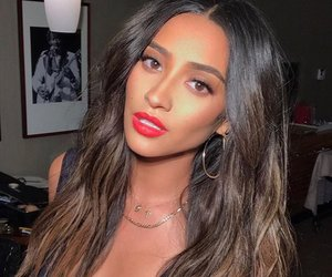 shay mitchell, beauty, and hair image