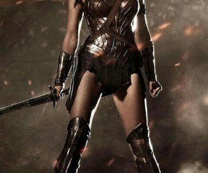 awesome and wonder woman image