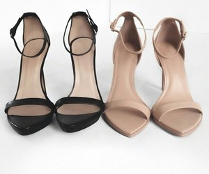 high heels, shoes, and simple image