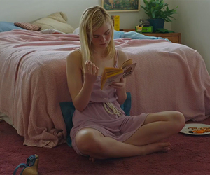 Elle Fanning, girly, and 20th century woman image