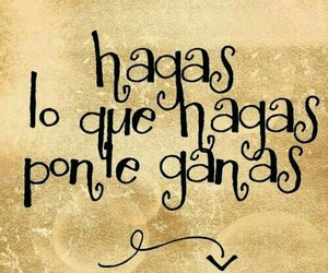 frases and ganas image