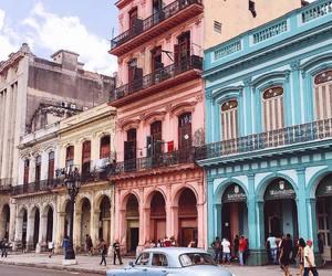 travel, cuba, and havana image