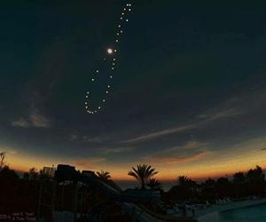 stars, sky, and sun image