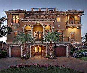 beach house, beautiful, and house image