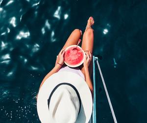 summer, janni deler, and ocean image