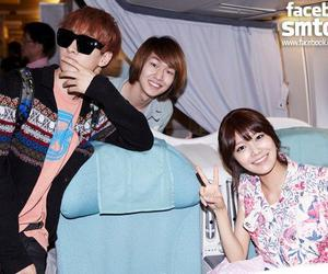 eunhyuk, Onew, and sooyoung image