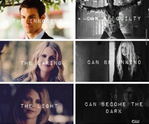 The Originals, claire holt, and daniel gillies image