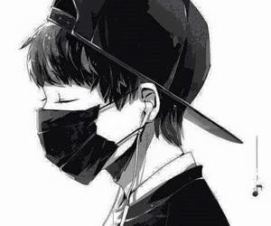 anime, boy, and manga image